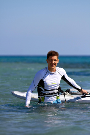Sporty wodne to mój żywioł. Poznaj historię pacjenta