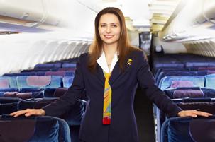"""Stewardessa: """"Kiedy lecę, głębiej oddycham..."""" Poznaj historię pacjentki"""
