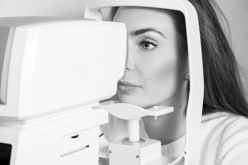Laserowa korekcja wzroku - badanie kwalifikacyjne