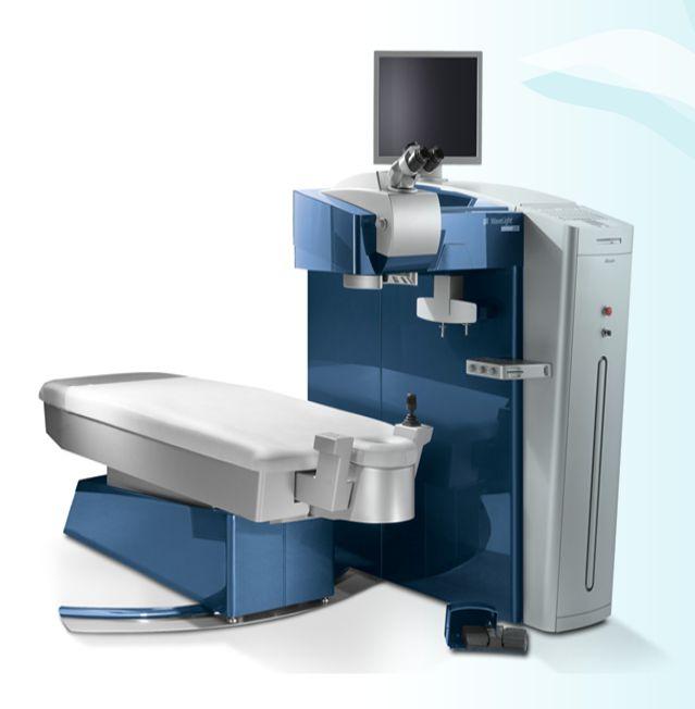 Laser ekscymerowy WaveLight® EX500