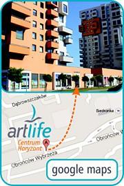 Centrum Okulistyczne ArtLife - dane kontaktowe