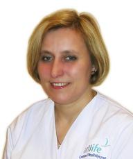 Elżbieta Zmorska  Ophthalmic nurse